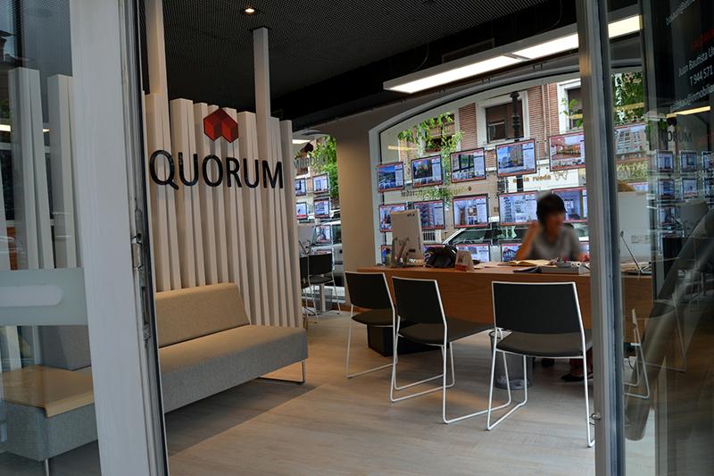 Inmobiliaria Quorum, Bilbao 2015
