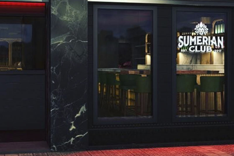 Sumerian Club, Bilbao 2018