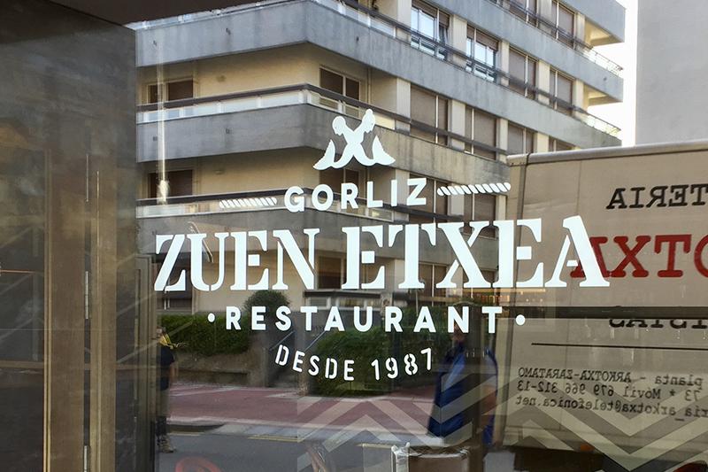 Zuen Etxea, Gorliz 2018