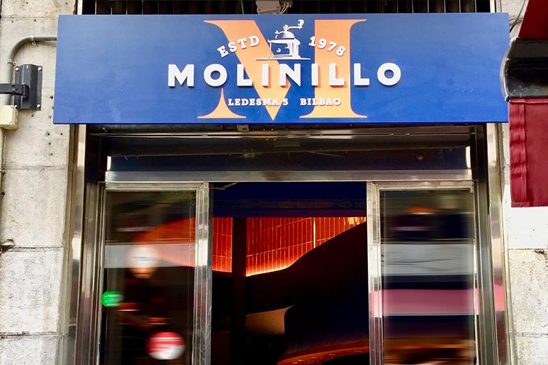 El Molinillo, Bilbao 2019
