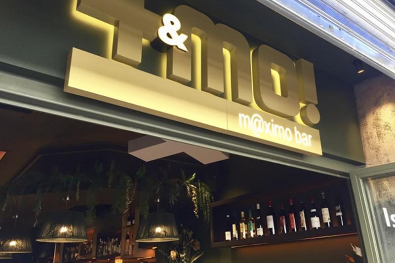 Maximo Bar, Bilbao 2019